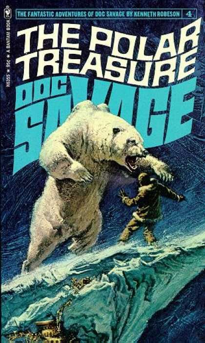 004 06/33 The Polar Treasure