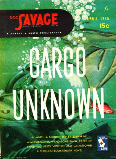 098b 04/45     Cargo Unknown