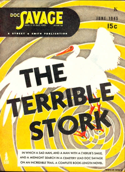 154i 06/45     The Terrible Stork