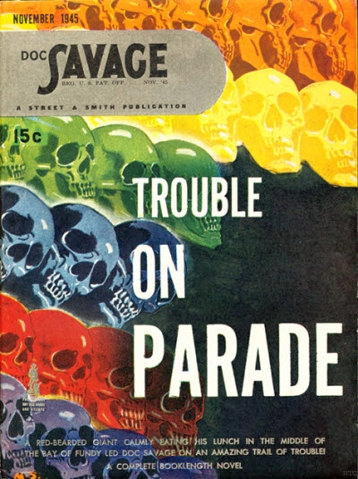 159j 11/45     Trouble on Parade