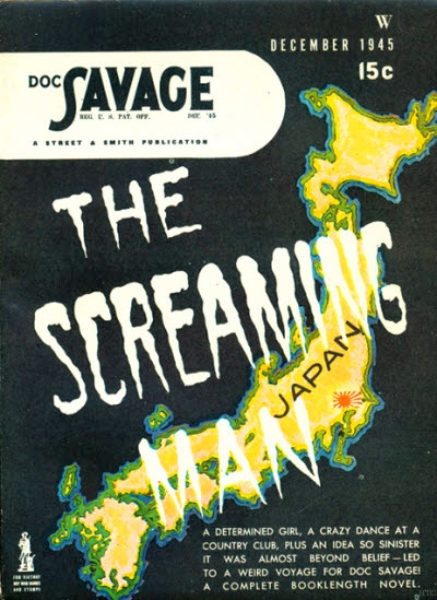 106b 12/45     The Screaming Man