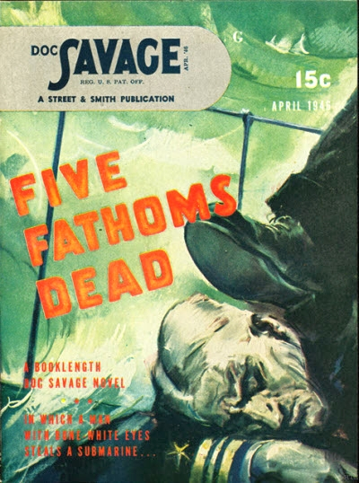 153i 04/46   Five Fathoms Dead