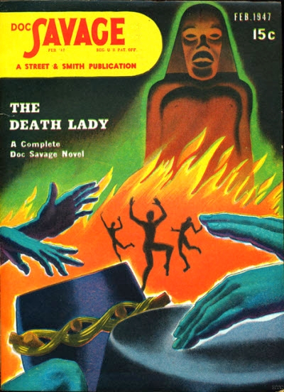 176p 02/47     The Death Lady