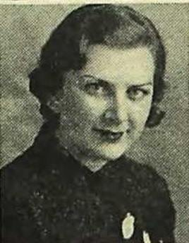 Evelyn Coulson, 1937