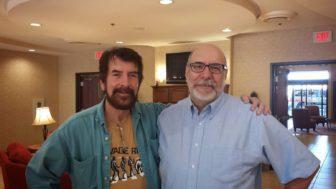 Bob Larkin and Chuck Welch