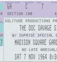The Doc Savage Six