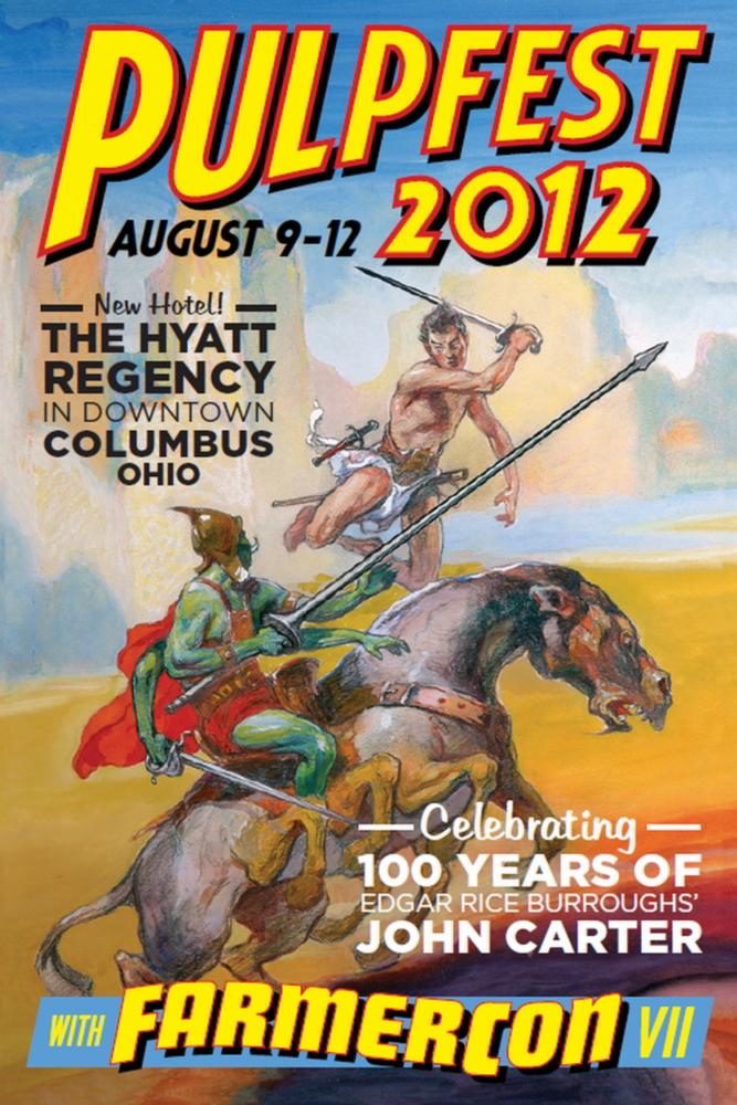 Pulpfest 2012 is Mere Months Away