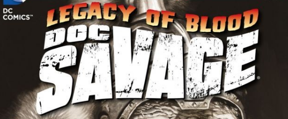 DC Doc Savage Comic Completes Run with Digital Release