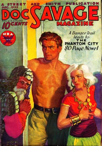 The Phantom City