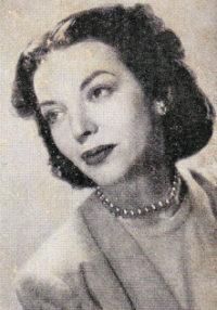 Babette Rosmond
