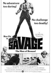 Doc Savage: The Man of Bronze 1975