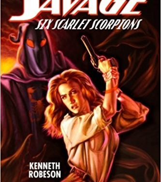 Why Not? Pat Savage Stars in Six Scarlet Scorpions
