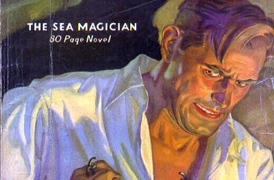The Sea Magician
