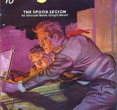 The Spook Legion