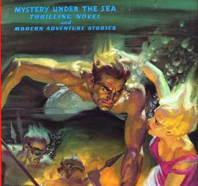 Mystery Under the Sea