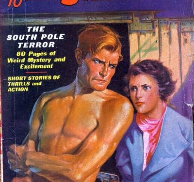 The South Pole Terror