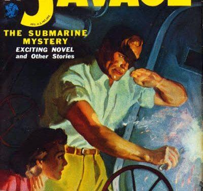 The Submarine Mystery