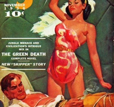 The Green Death