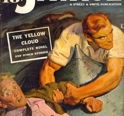 The Yellow Cloud