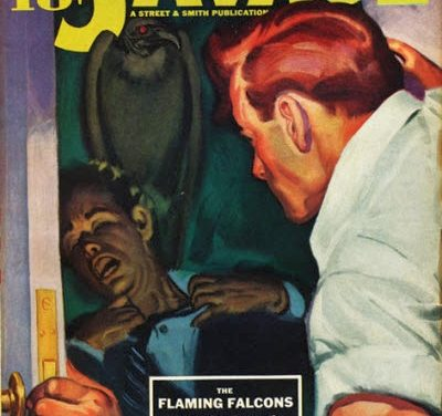 The Flaming Falcons
