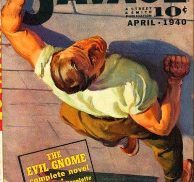 The Evil Gnome