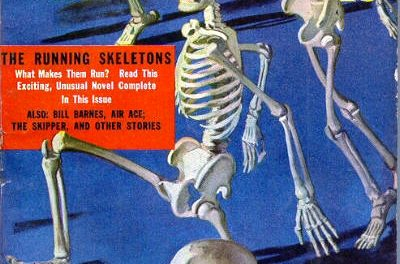 The Running Skeletons