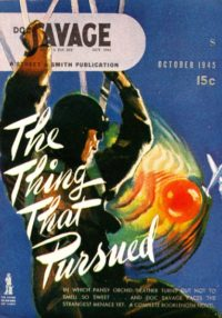 The Thing That Pursued