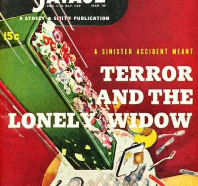 Terror and the Lonely Widow