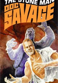 Ron Hill's Doc Savage Covers